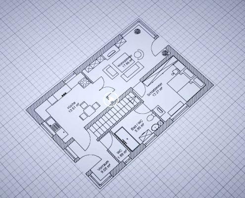 architektur-grundriss