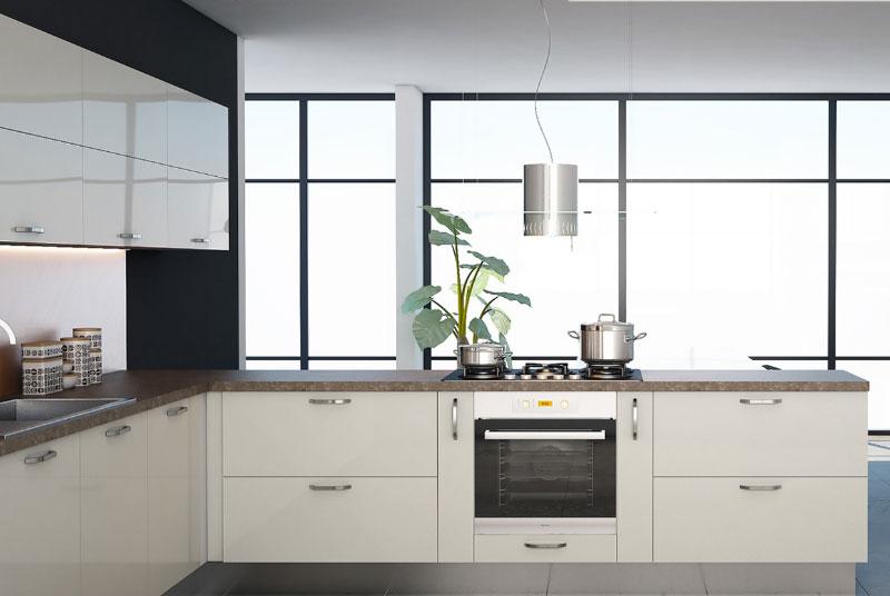 Projekt. Küche U2013 Architekturvisualisierung Interior