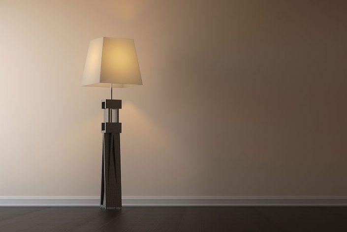3d-produktvisualisierung-lampe